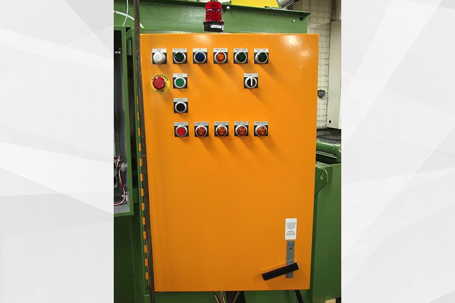 CTPR4-250 Panel Exterior