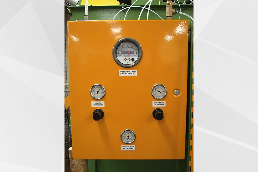 CTPR4-250 Chamber Door
